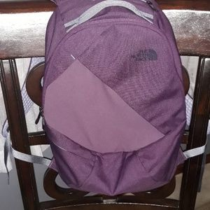 Womans northface electra backpack great shape